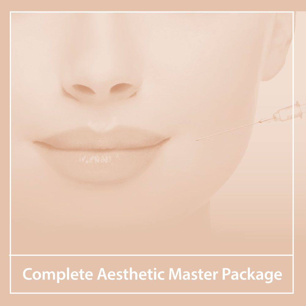 Complete Aesthetic Master Package